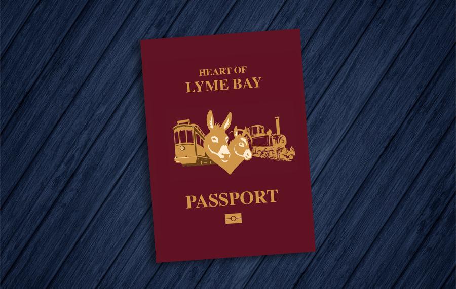 Lyme Bay Passport Front