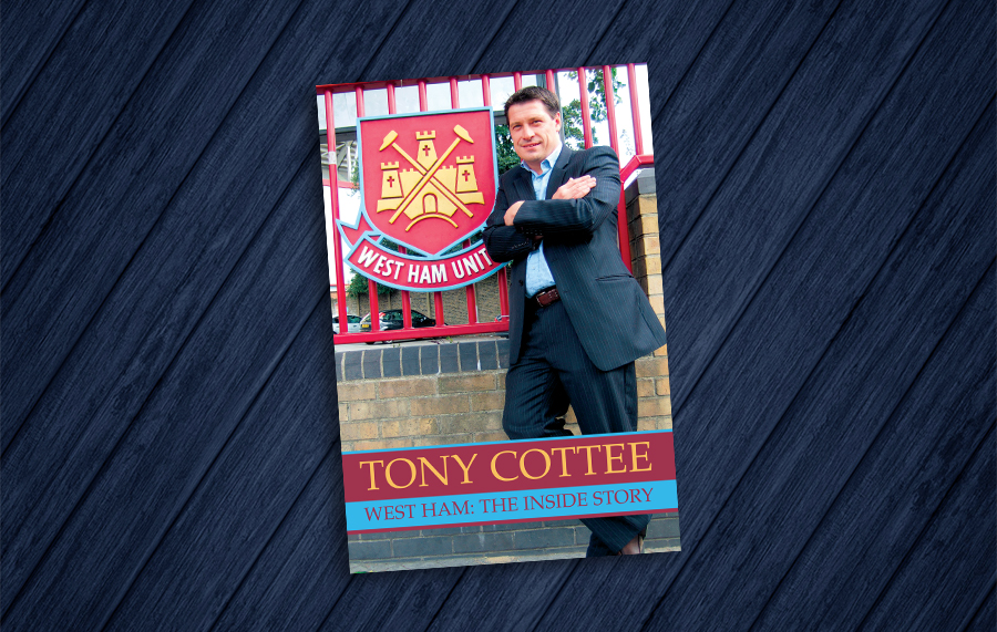 Tony Cottee Autobiography Cover